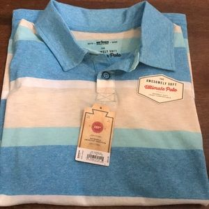 2 for $25 Urban Pipeline Ultimate Polo Awesomely